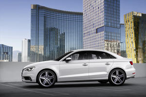 The A3 sedan established itself as the bestselling compact sedan in the US premium market.