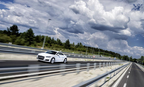 Audi Hungaria: Start of production of the new Audi TT Coupe