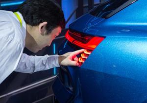 Audi auf der CES 2016 in Las Vegas