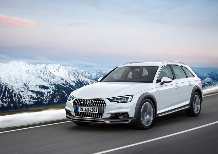 Allwheel Drive In Series Production Audi A Allroad Quattro Can Be - Audi allroad