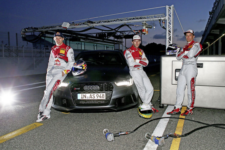 "Audi in DTM: ""We are the Champions"""