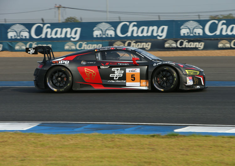 Asian Le Mans Series 2015/2016