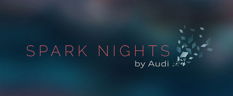 Spark Nights by Audi: Kultur trifft Motorsport
