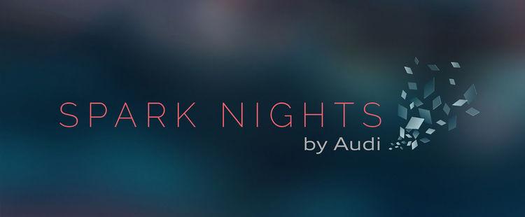 Spark Nights by Audi: Kultur trifft Motorsport