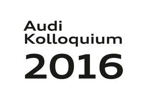 """Neues aus der Wissenschaft: Vortragsreihe """"Audi Kolloquium"""" startet ins Jahr 2016"""