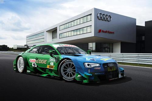 Top-Marken setzen auf Audi und die DTM