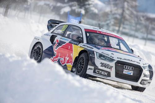 Audi quattro #SuperQ