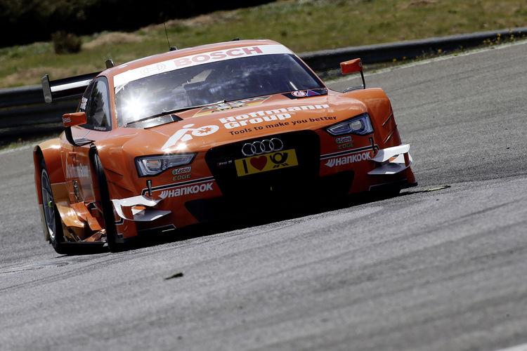 Audi-Piloten beeindruckt vom RS 5 DTM