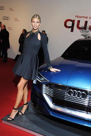 Audi Night beim Hahnenkamm-Rennen in Kitzbühel 2016