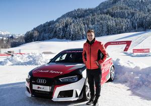 Audi quattro #SuperQ Kitzbühel 2016