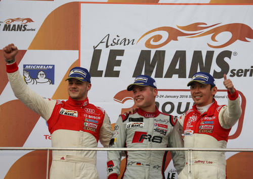 Asian Le Mans Series 2015/2016