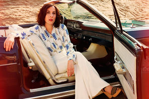 Jazzlounge mit Lisa Bassenge im Audi Forum