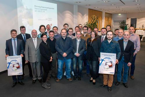 Audianer als Stammzellspender: Unternehmen ehrt Lebensretter