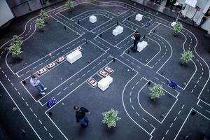 Studierende der TU München gewinnen ersten Audi Autonomous Driving Cup