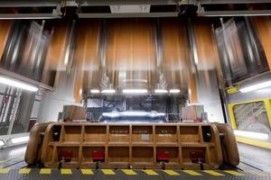 Neue Tryout-Presse für Audi-Werkzeugbau  in Neckarsulm