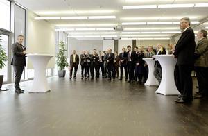 Einweihung Audi Akademie