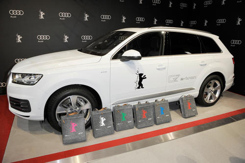 Audi Berlinale Lounge: on the pulse of the Berlinale