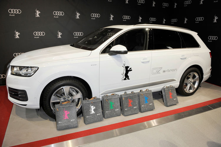 Audi Berlinale Lounge: am Puls der Berlinale