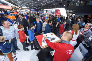 European Motor Show Brussels