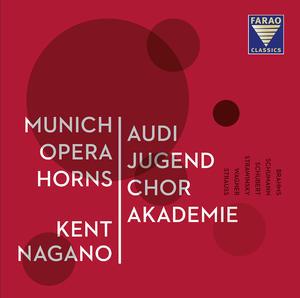 Neue CD der Audi Jugendchorakademie mit Kent Nagano