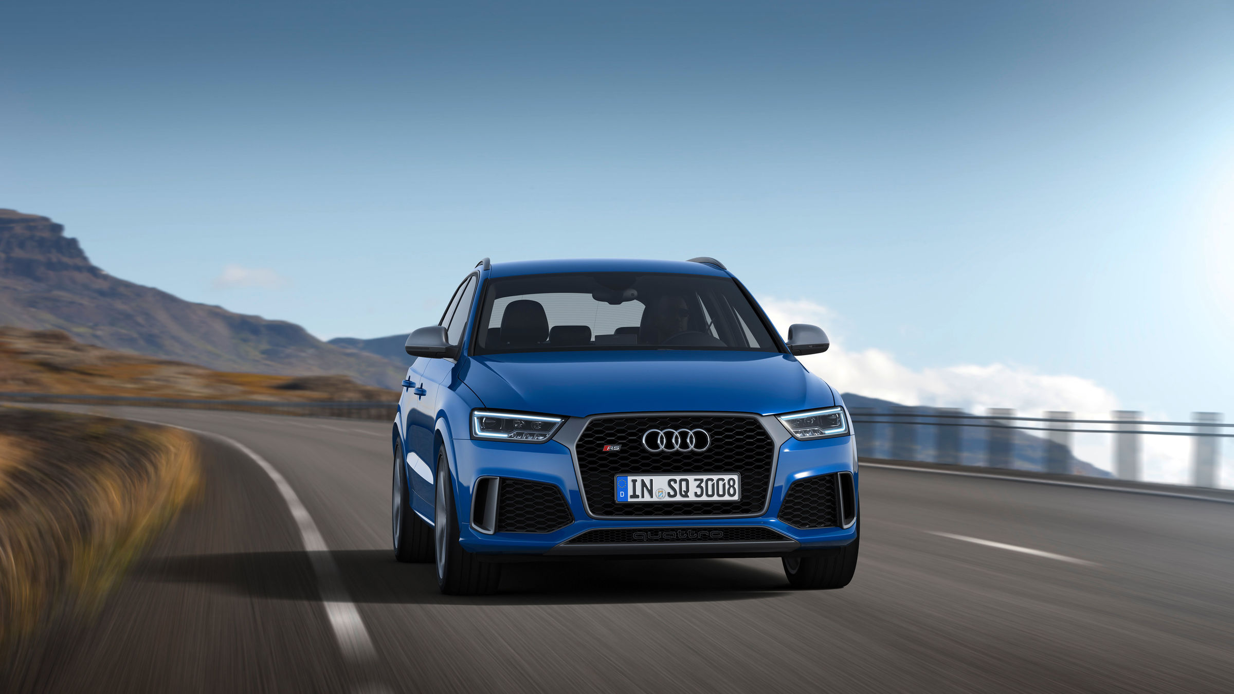 Leistung pur: der Audi RS Q3 performance (2016)   Audi MediaCenter