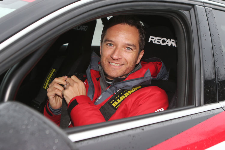 Timo Scheider, Audi driving experience Saalbach