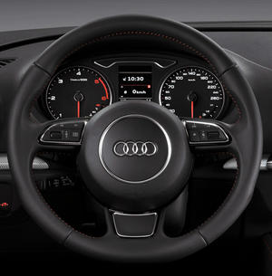 Audi recalls automobiles with driver side front airbags from the manufacturer Takata as a precautionary measure in the USA