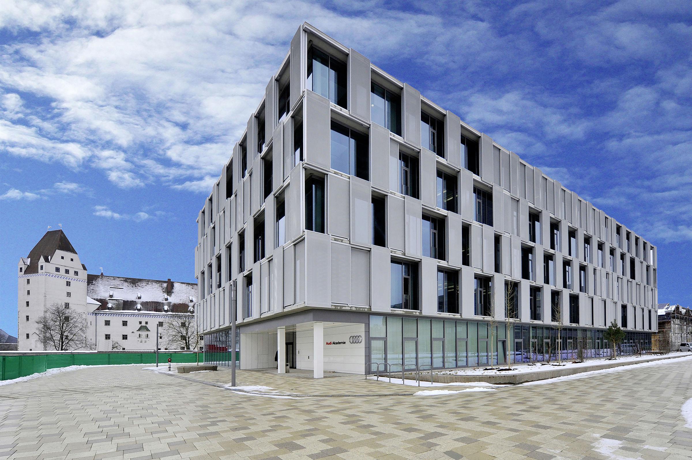 Neues Zuhause für Audi Akademie | Audi MediaCenter