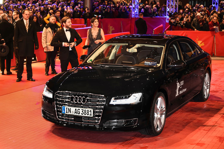 Audi at the Berlinale