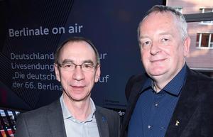 Audi auf der 66. Berlinale:
