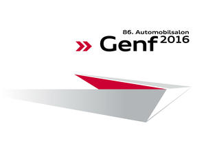 86. Automobilsalon Genf 2016