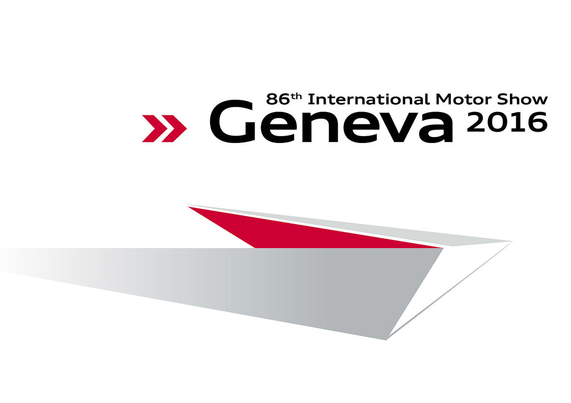 86th International Motor Show Geneva 2016