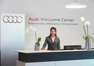 Audi-Standort San José Chiapa