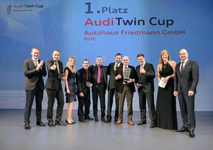 Audi Twin Cup 2016