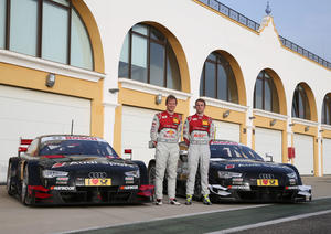 DTM-Test Monteblanco