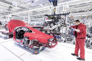 Audi-Standort Neckarslum