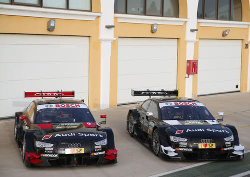 DTM Test Monteblanco