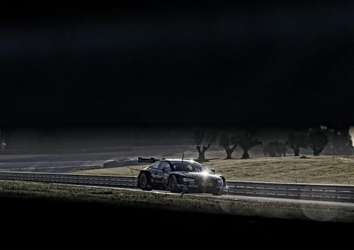 DTM-Test Monteblanco