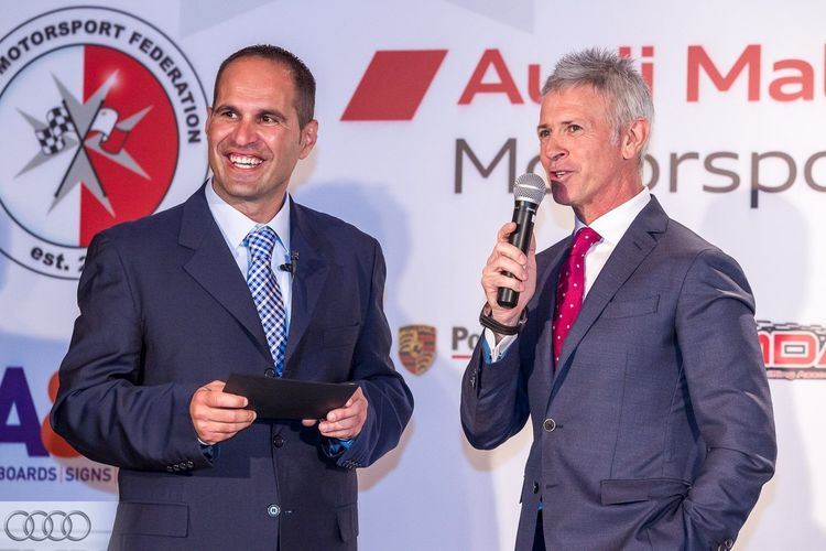 Audi Malta Motorsport Awards