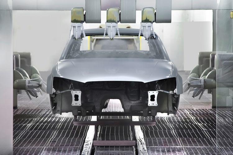 Audi-Produktion in Brasilien