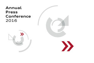 Annual Press Conference 2016