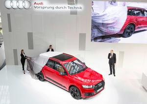 Jahrespressekonferenz | Audi MediaCenter