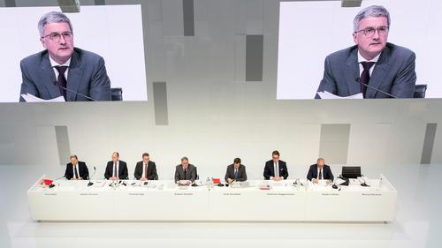 Jahrespressekonferenz 2016