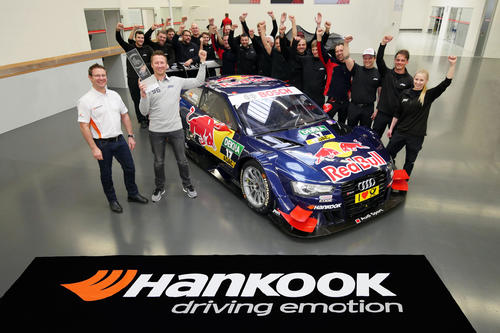 Hankook DTM Best Pit Stop Award 2015