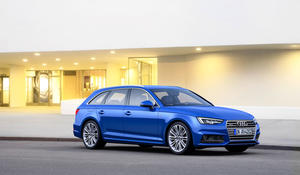 AUDI AG: European sales up 8.1 percent in February