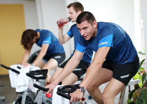 Audi Sport TT Cup Fitness Camp 2016