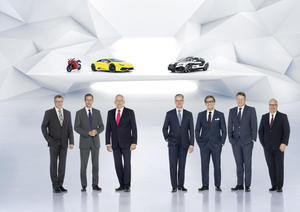 Board of Management of AUDI AG