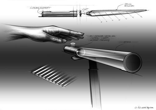 Audi Industrial Design collaborates with design lighting manufacturer Occhio