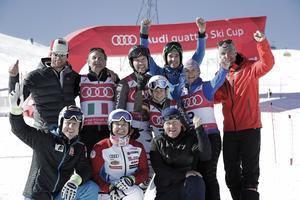 Audi quattro Ski Cup 2015/16
