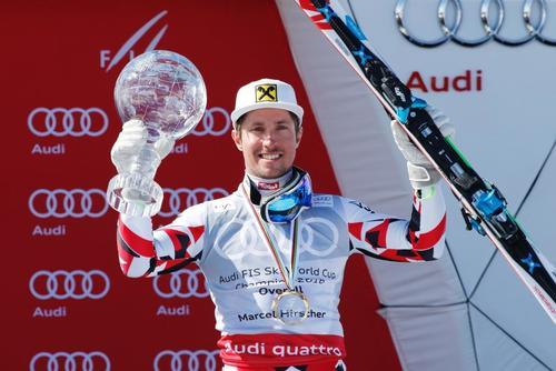 2016 Audi FIS Ski World Cup St. Moritz